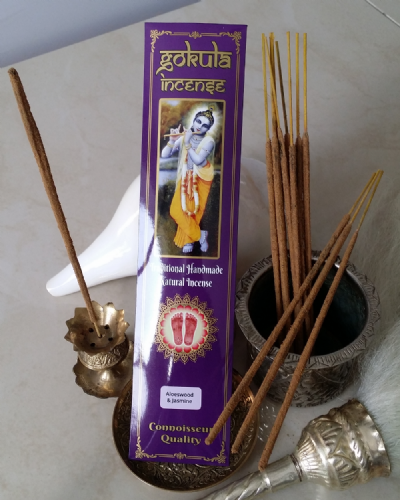 Aloeswood & Jasmine Incense Sticks - 20 grams